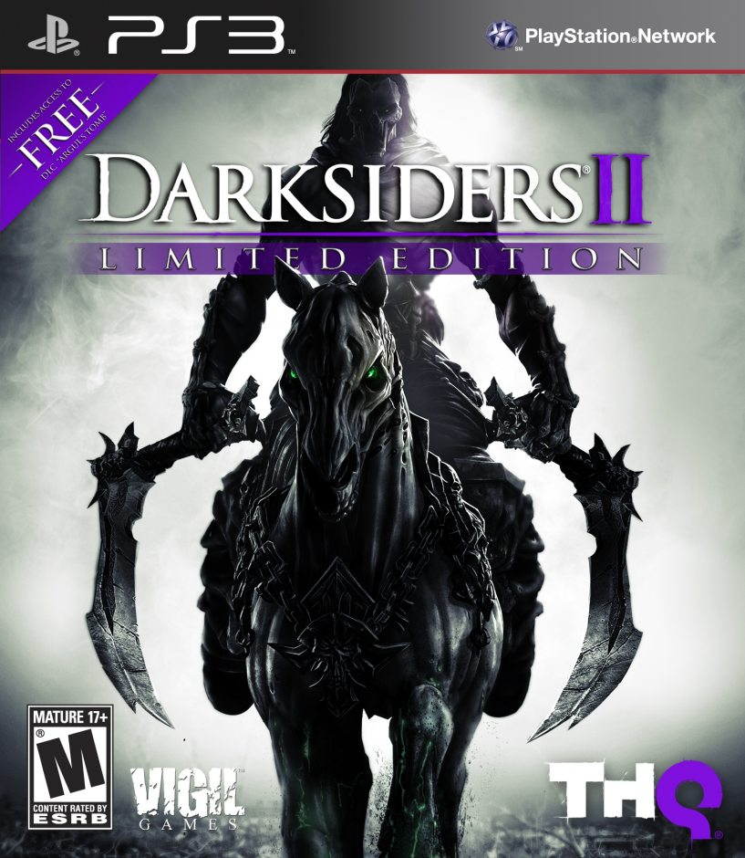 PS3 Darksiders 2 PS3