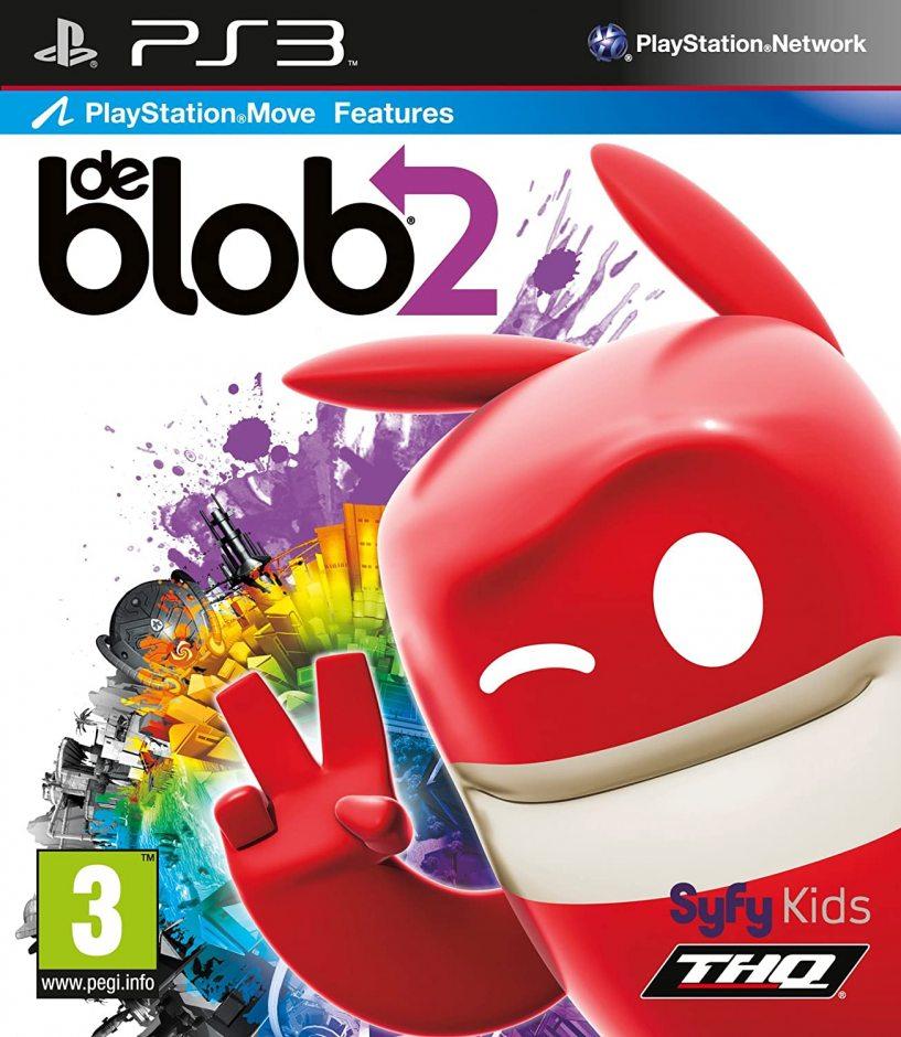 PS3 de Blob 2 PS3