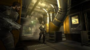 PS3 Deus Ex: Human Revolution PS3