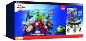 PS3 Disney. Infinity 2.0 Стартовый набор