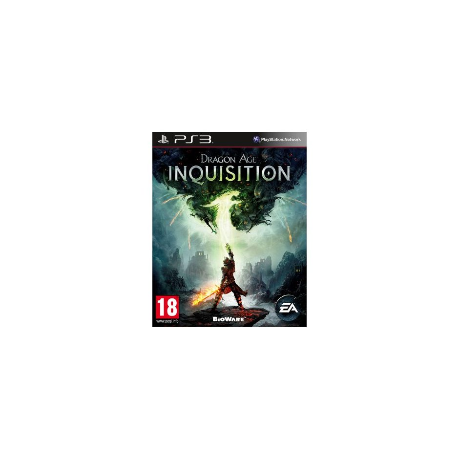 PS3 Dragon Age: Inquisition PS3