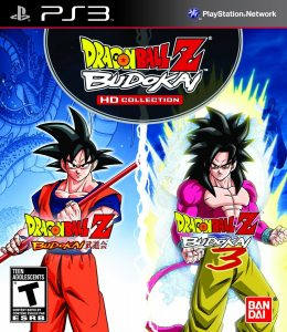 PS3 Dragon Ball Z: Budokai HD Collection