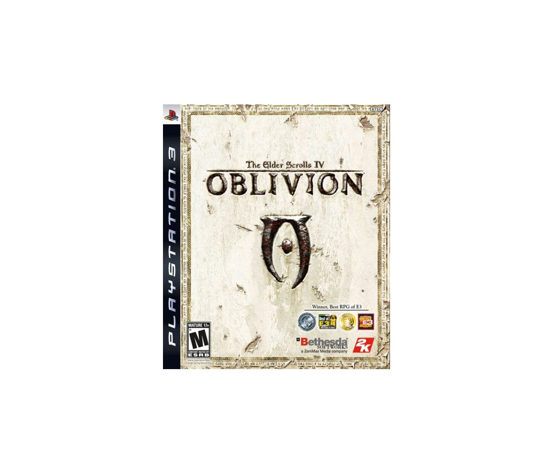 PS3 Elder Scrolls IV: Oblivion PS3