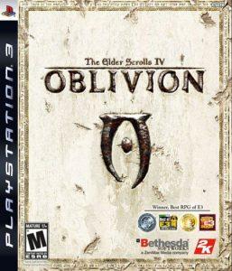 PS3 Elder Scrolls IV: Oblivion