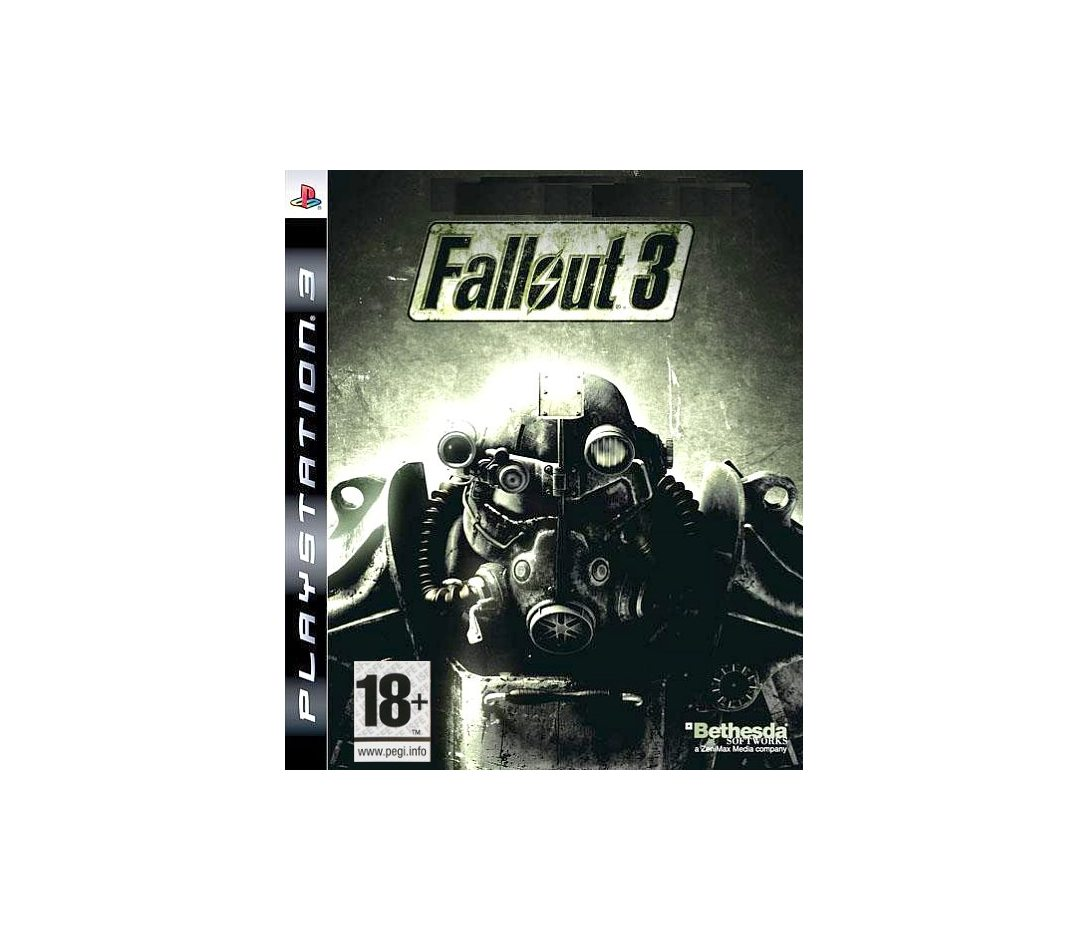 PS3 Fallout 3 PS3