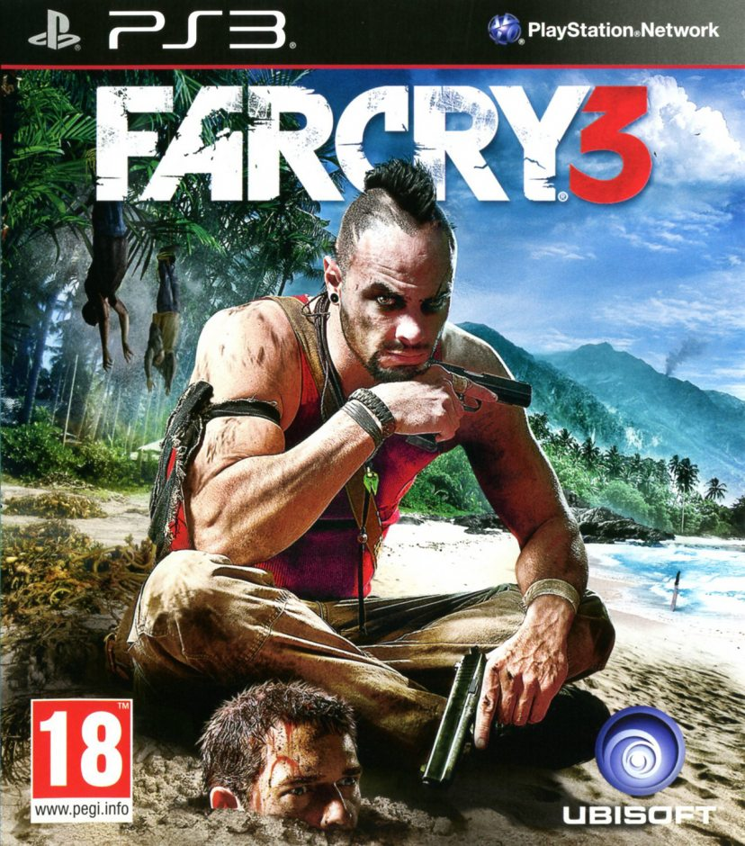 PS3 Far Cry 3 PS3