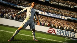 PS3 FIFA 18. Legacy Edition PS3