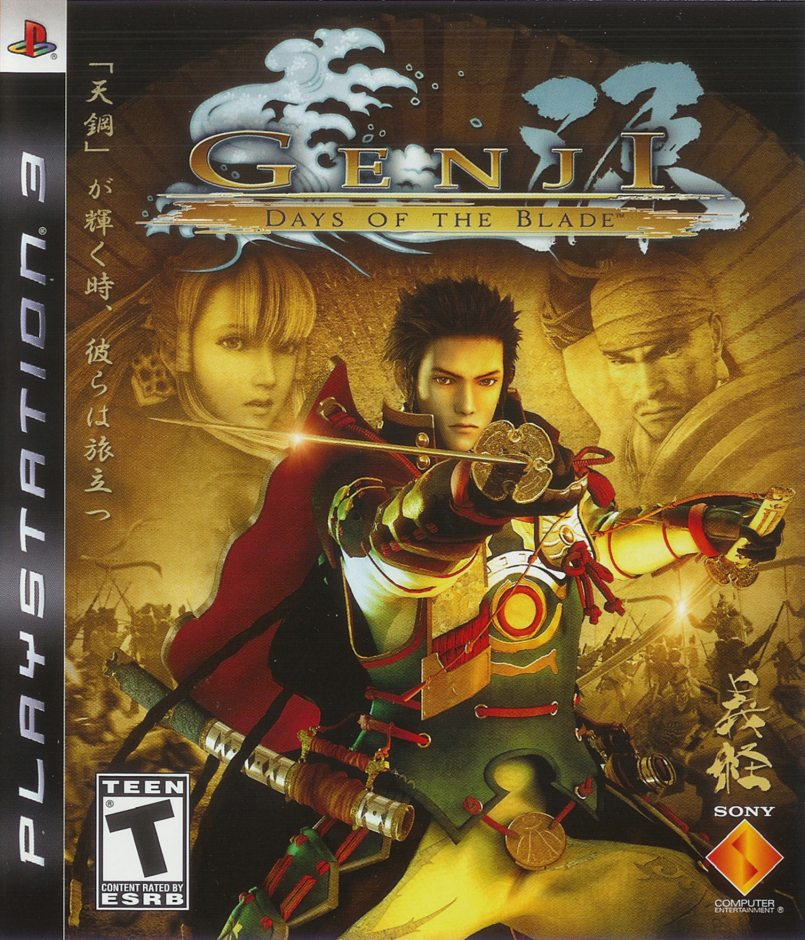 PS3 Genji: Days of the Blade PS3