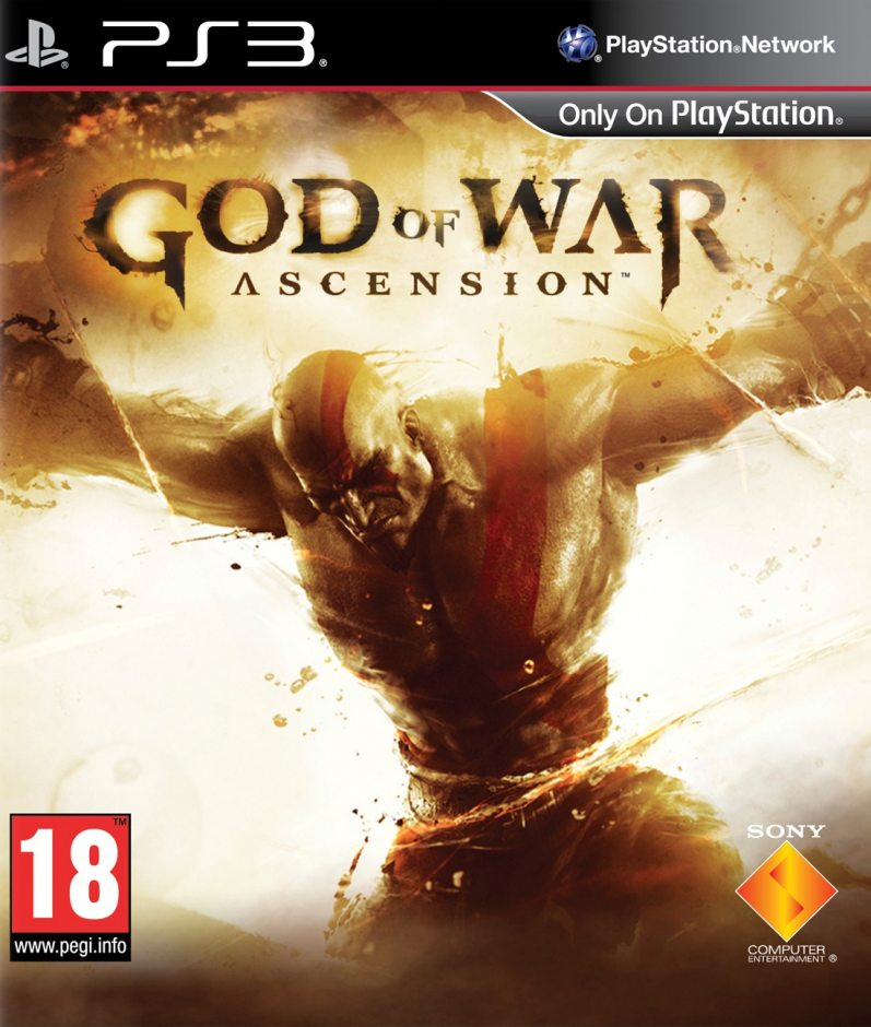 PS3 God of War: Ascension (God of War Восхождение) PS3