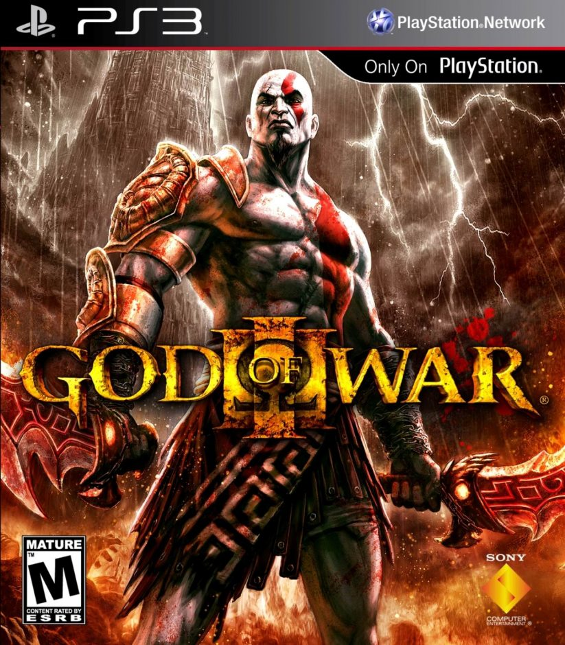 PS3 God of War III PS3