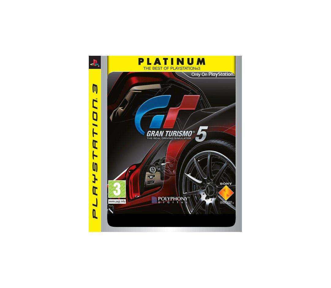 PS3 Gran Turismo 5 Academy Edition PS3