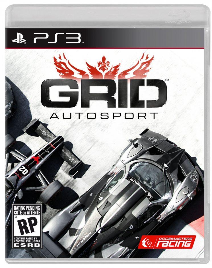 PS3 GRID Autosport PS3