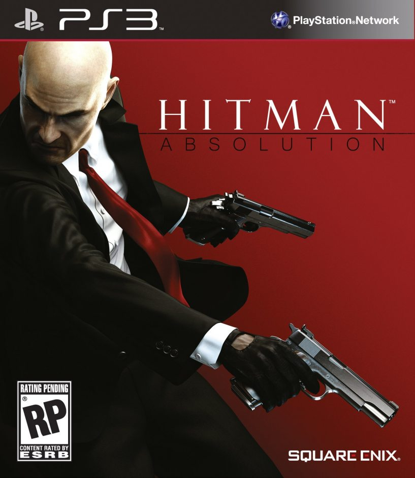 PS3 Hitman: Absolution PS3