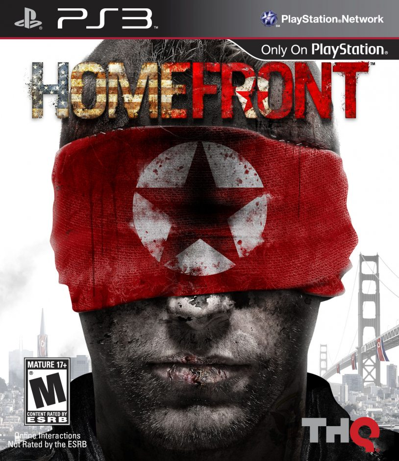 PS3 Homefront PS3