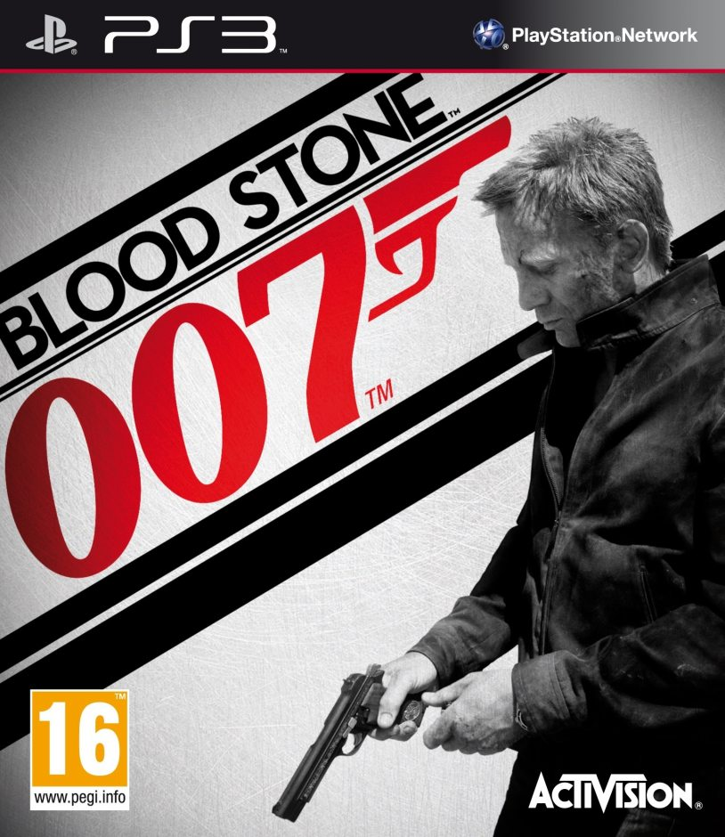 PS3 James Bond 007: Blood Stone PS3