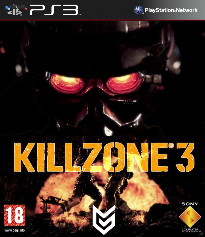 PS3 Killzone 3 PS3