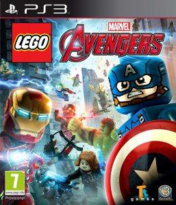 PS3 LEGO Marvel's Avengers (LEGO Marvel Мстители)