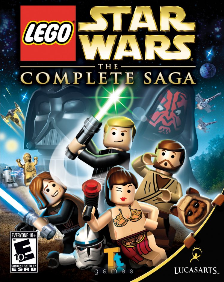 PS3 LEGO Star Wars: The Complete Saga PS3