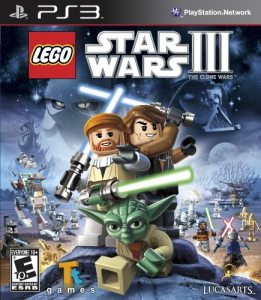 PS3 LEGO Star Wars III: The Clone Wars