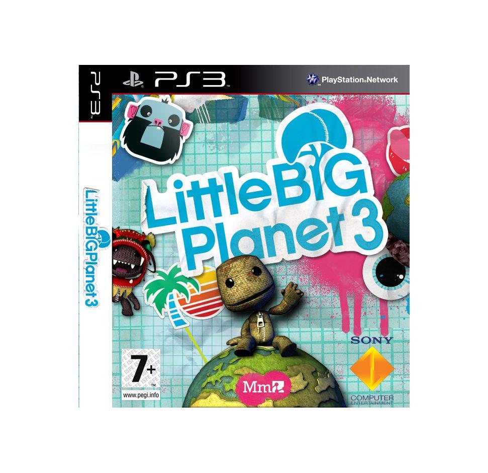 PS3 LittleBigPlanet 3 PS3