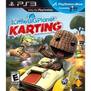 PS3 LittleBigPlanet Karting (LittleBigPlanet Картинг)