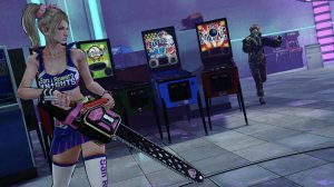 PS3 Lollipop Chainsaw PS3