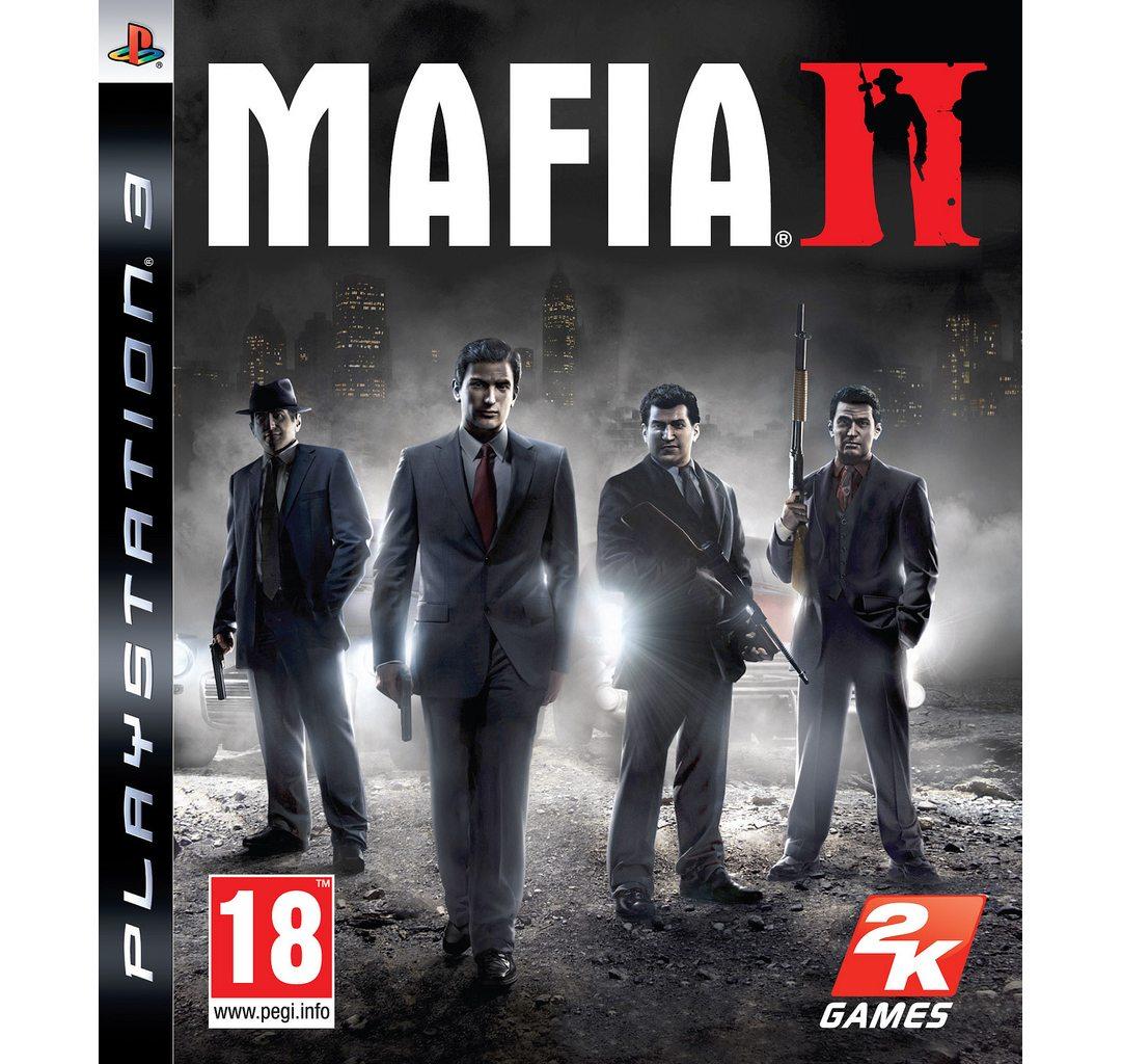 PS3 Mafia II PS3