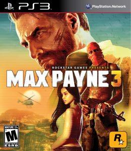 PS3 Max Payne 3