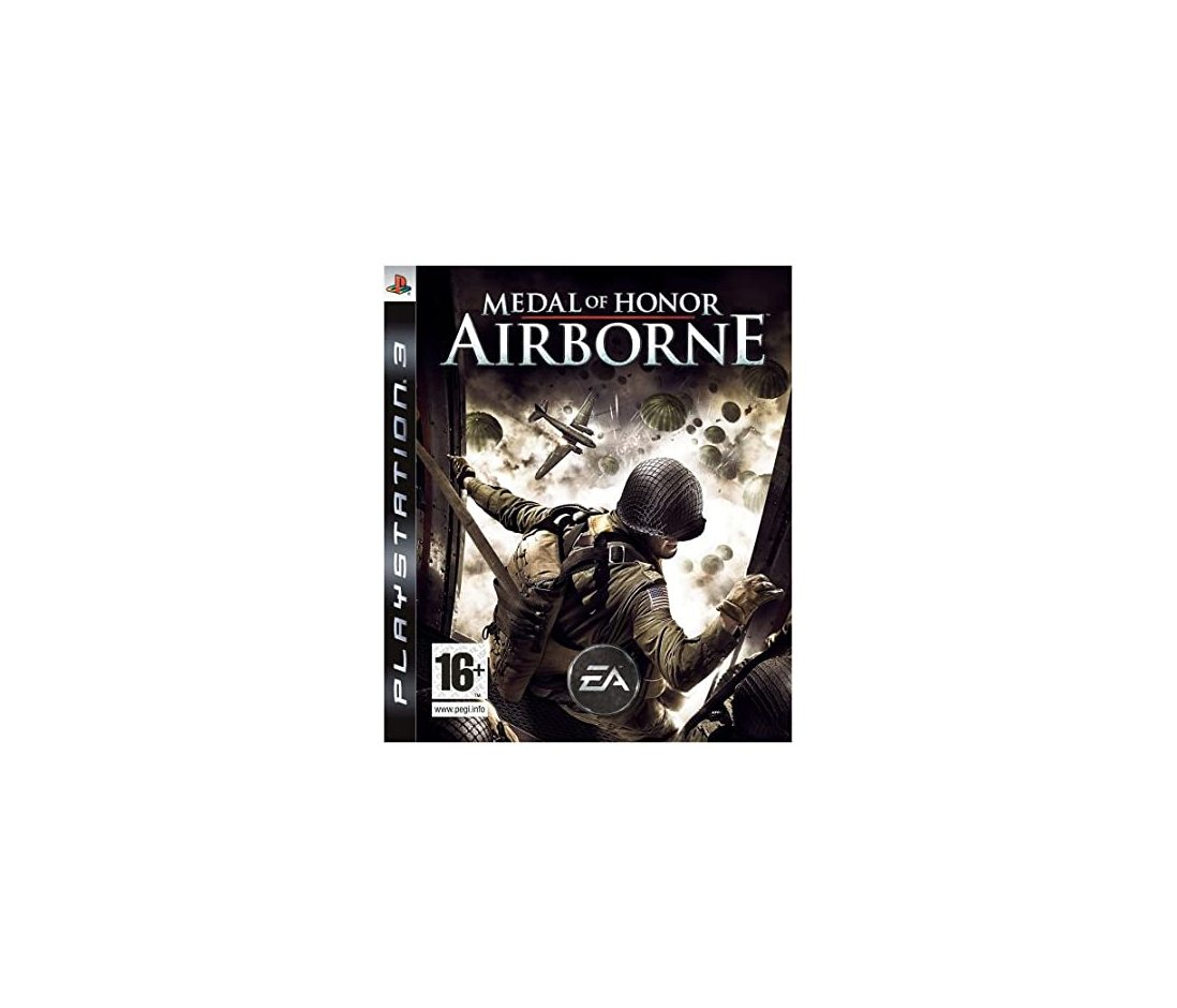 PS3 Medal of Honor: Airborne PS3
