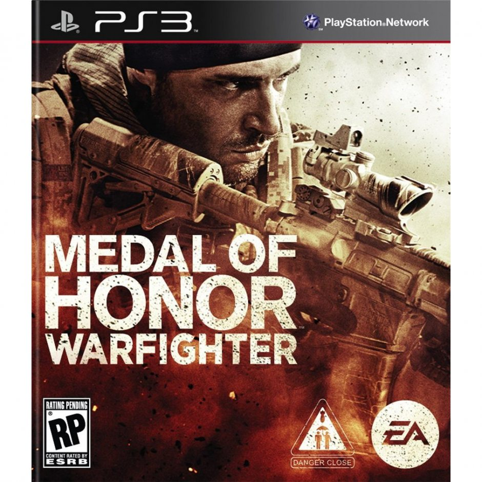 PS3 Medal of Honor: Warfighter PS3