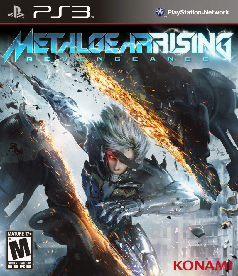 PS3 Metal Gear Rising: Revengeance PS3