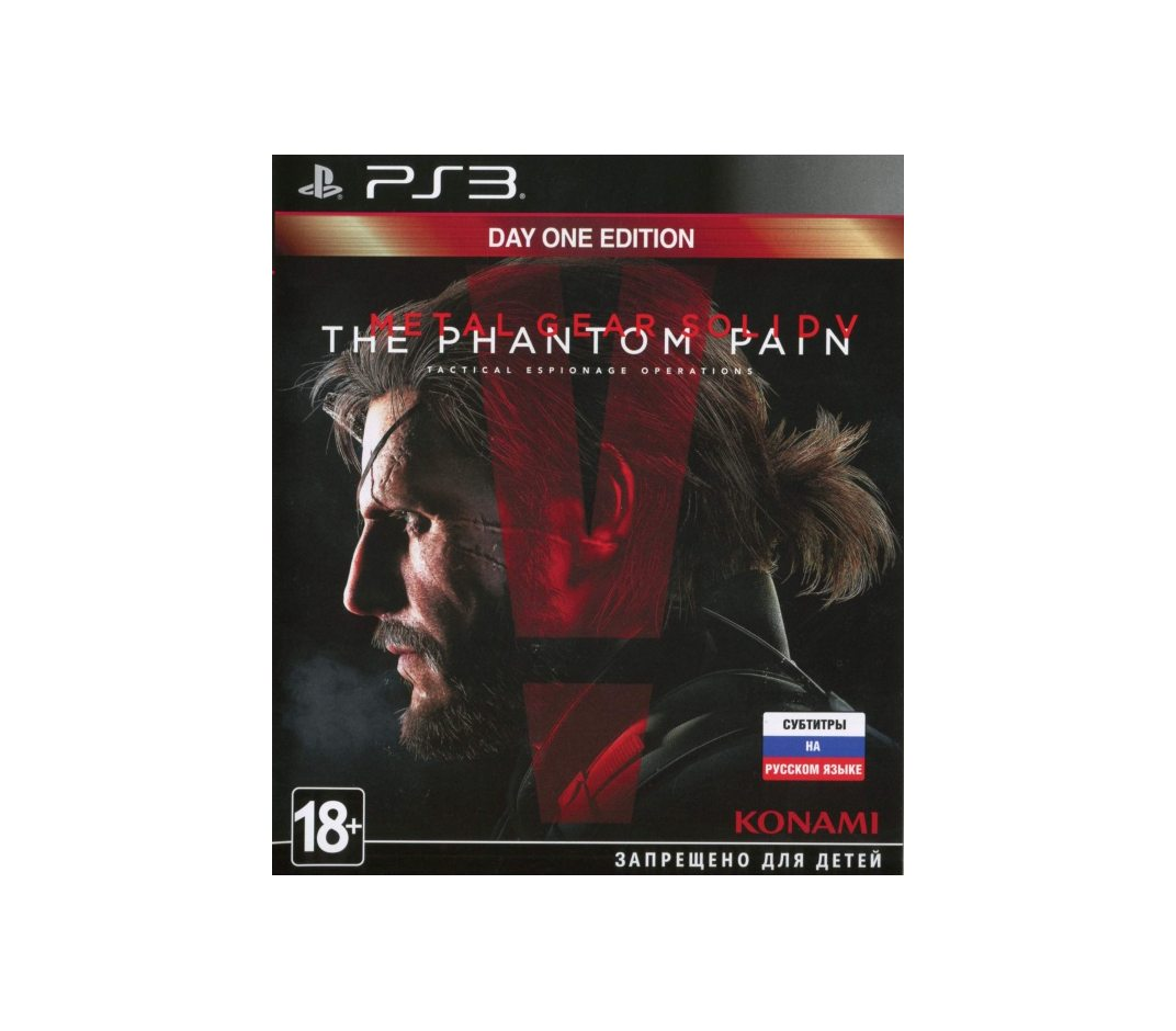 PS3 Metal Gear Solid V: The Phantom Pain PS3