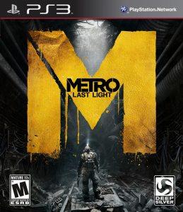 PS3 Metro: Last Light (Метро: Луч надежды)
