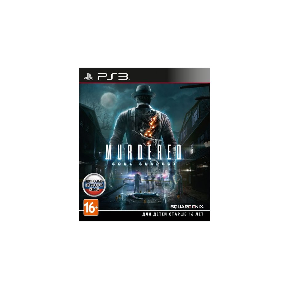 PS3 Murdered: Soul Suspect PS3