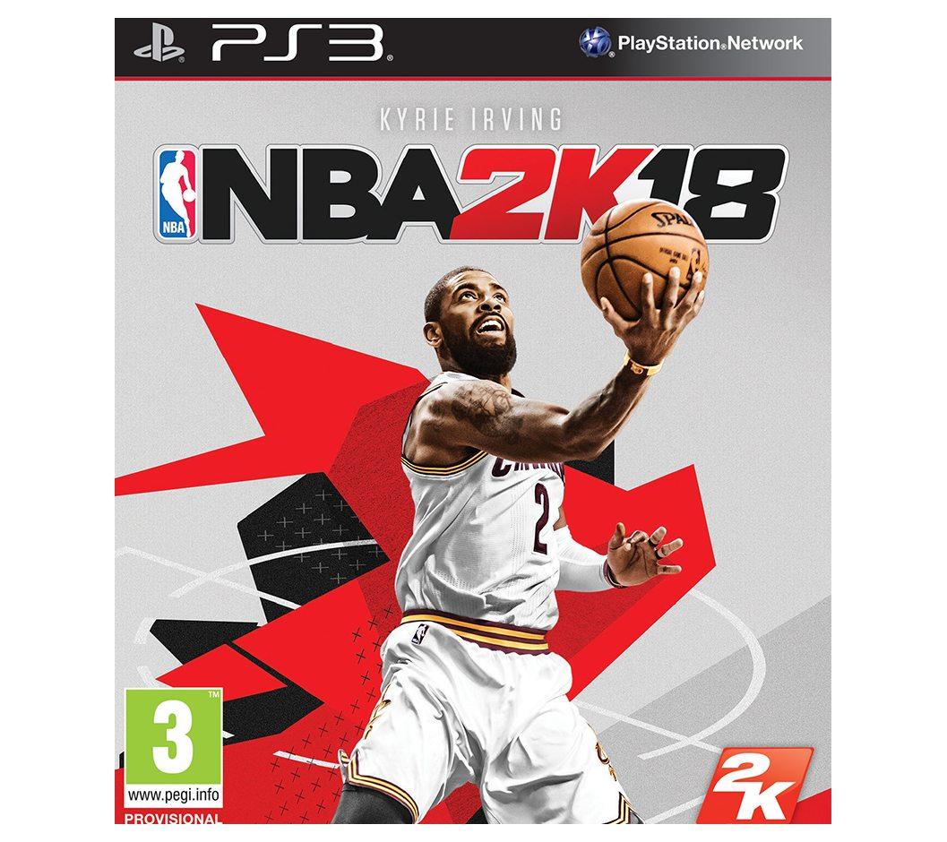 PS3 NBA 2K18 PS3