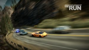 PS3 Need for Speed: The Run PS3
