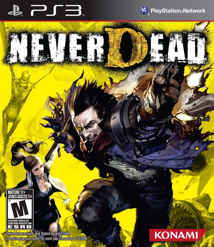 PS3 NeverDead PS3