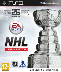 PS3 NHL 16. Legacy Edition