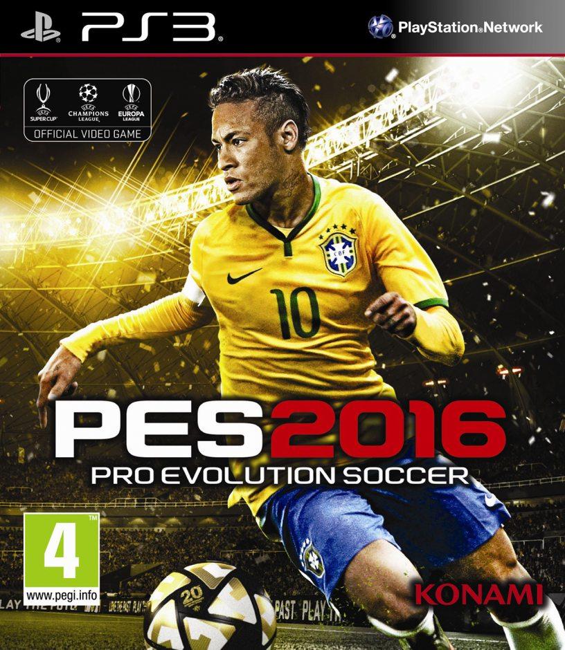 PS3 PES 2016 PS3
