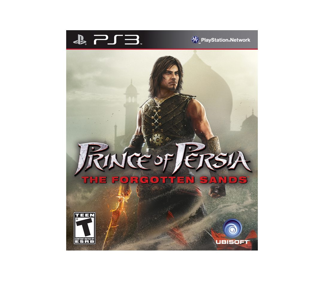 PS3 Prince of Persia: The Forgotten Sands (Prince of Persia: Забытые пески) PS3