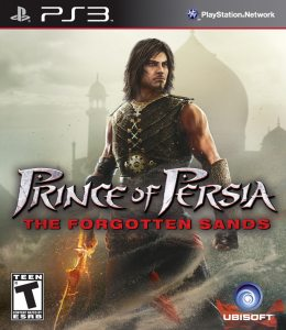 PS3 Prince of Persia: The Forgotten Sands (Prince of Persia: Забытые пески)