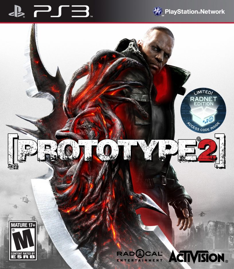 PS3 Prototype 2 PS3