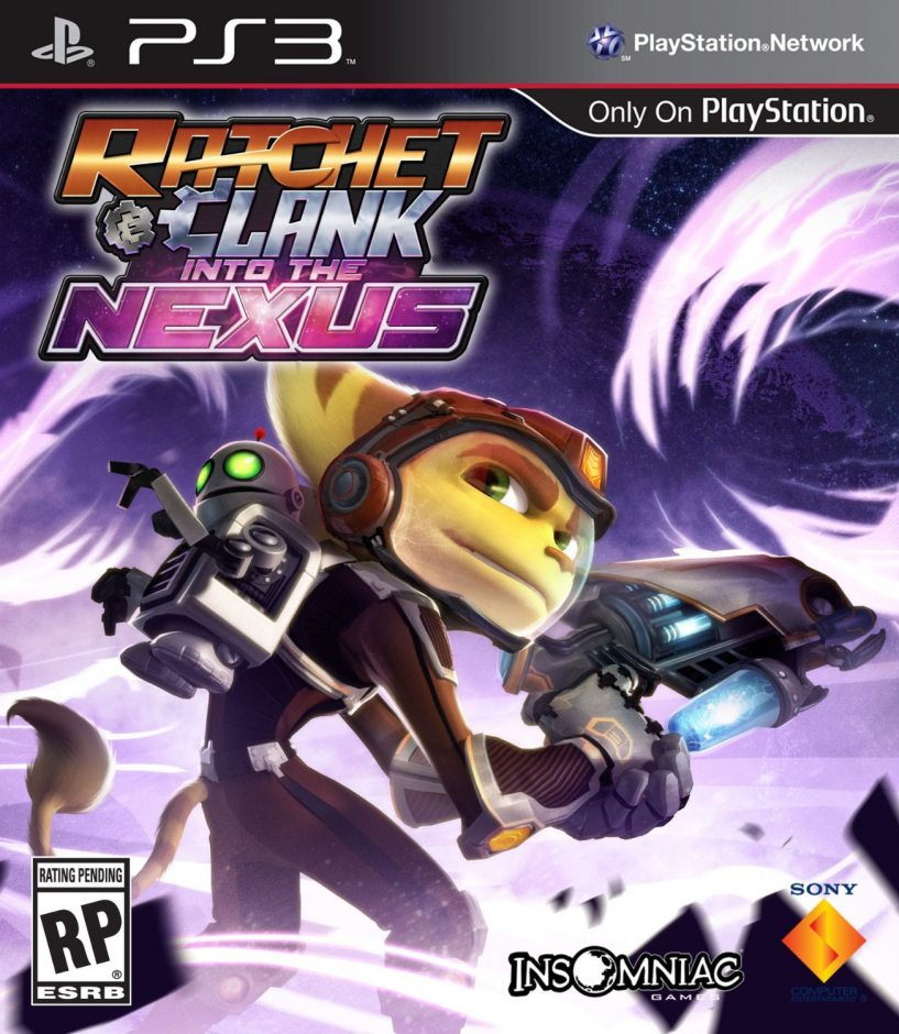 PS3 Ratchet and Clank: Nexus PS3