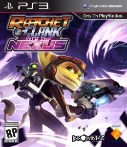 PS3 Ratchet and Clank: Nexus