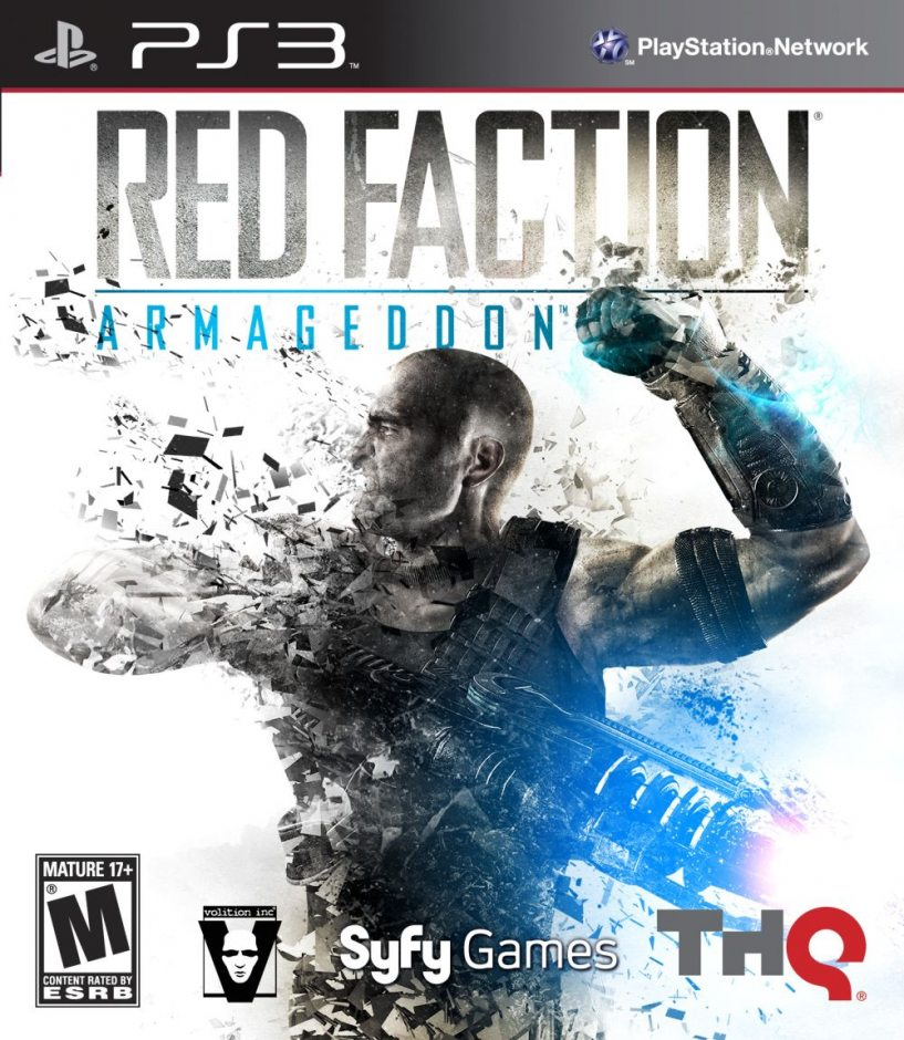 PS3 Red Faction: Armageddon PS3