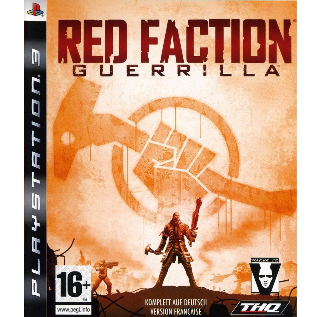 PS3 Red Faction: Guerrilla  PS3