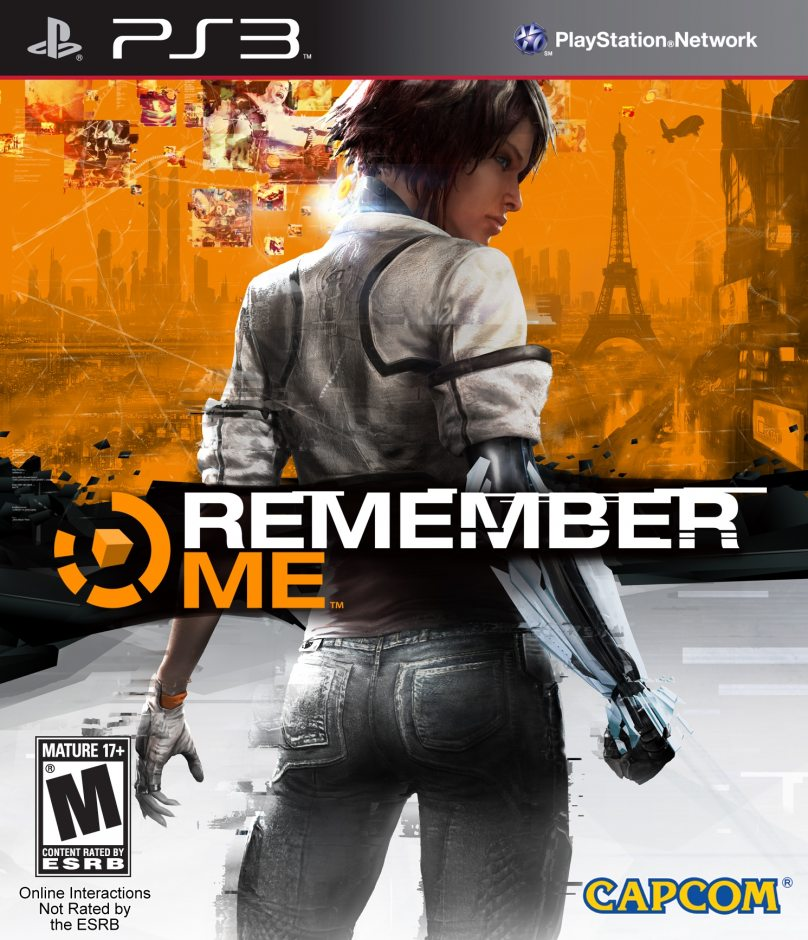 PS3 Remember me PS3