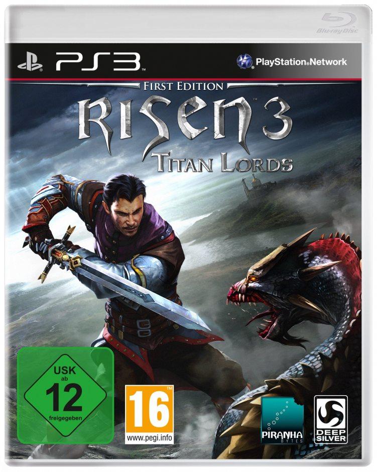 PS3 Risen 3: Titan Lords PS3