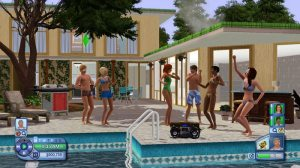 PS3 Sims 3 PS3