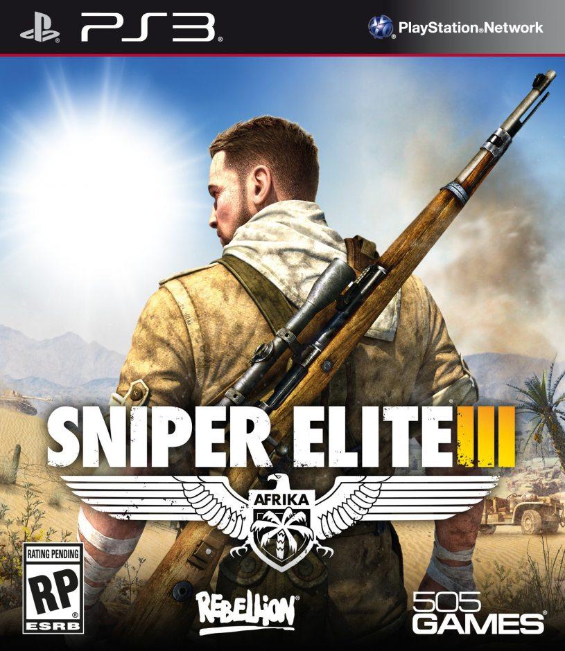 PS3 Sniper Elite 3 PS3